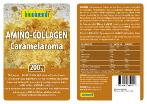 Caramel Amino Collagen