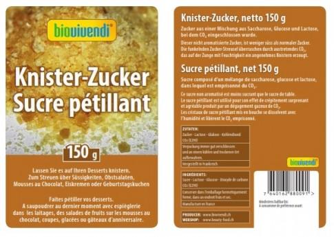 Molekular Knister-Zucker
